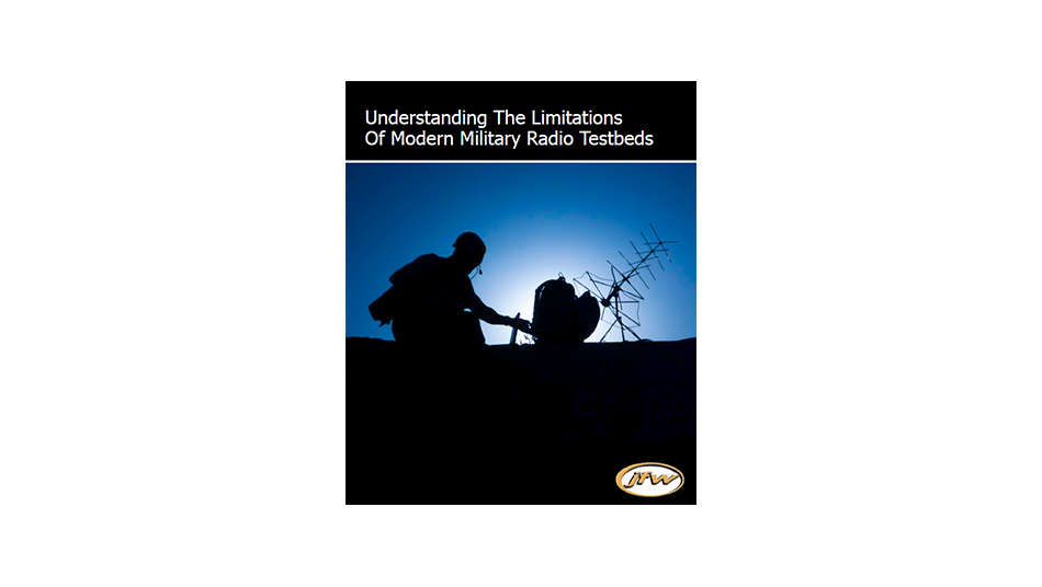 Understanding the Limitations of Modern Military Radio Testbeds